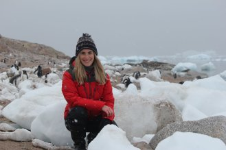 Antarctica - Cecile Godde
